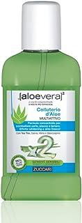 ZUCCARI Aloevera 2, Collutorio Multiattivo - 250 ml