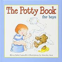 The Potty Book: For Boys by Alyssa Satin Capucilli(2000-05-01)