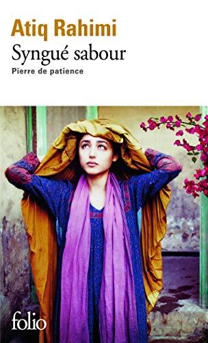 Syngué sabour: Pierre de patience (Folio)