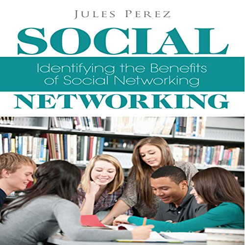 Social Networking audiobook cover art
