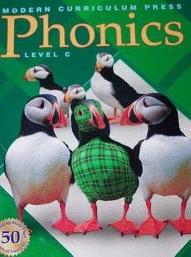 Modern Curriculum Press Phonics Level C Teachers Edition 2003c (MCP