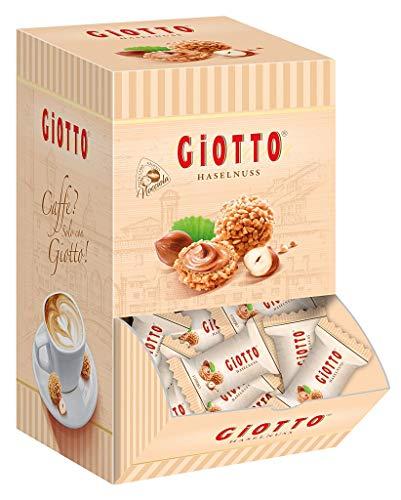 Ferrero Giotto Haselnuss Single Pack, 120er Pack (120 x 4,3g)