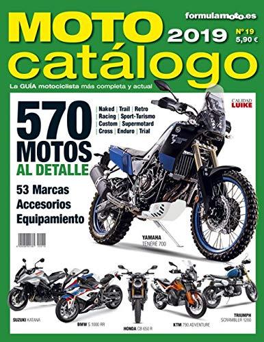 Moto Catalogo - Año 2019