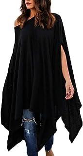 Long Asymmetric Long Sleeve Women S Casual Blouse Solid Scoop Feast Clothing Streetwear Women Summer Autumn Spring Spring ...
