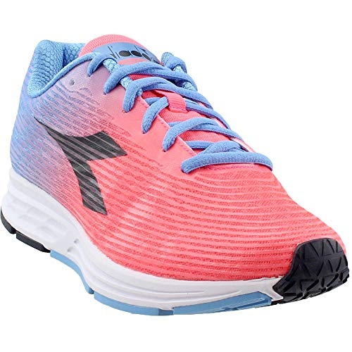 Diadora Womens Action +3 Running Casual Shoes, Blue, 11