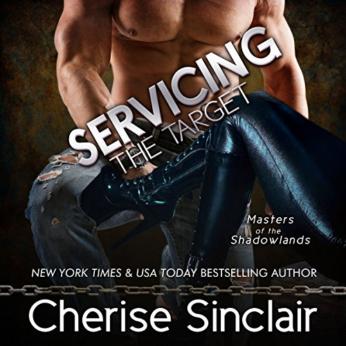 Servicing the Target audiobook cover art