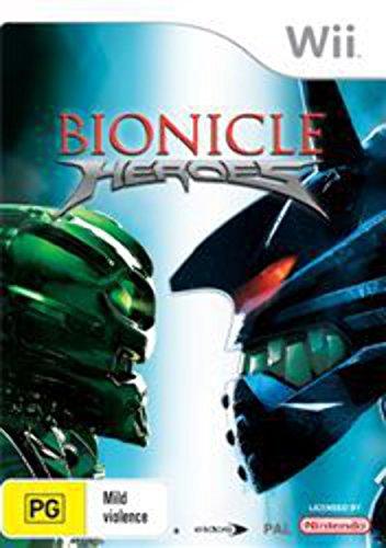 Bionicle Heroes (Wii)