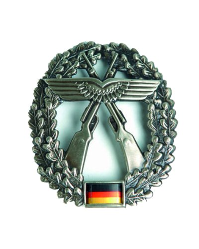Bw Barett Abz. Objektschutz