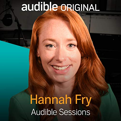 Hannah Fry audiobook cover art
