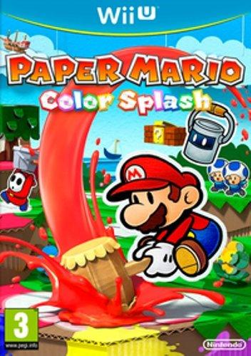 Nintendo - Paper Mario Color Splash /Wii-U (1 Games)