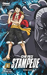 One Piece Stampede Edition simple Tome 2