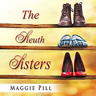 The Sleuth Sisters cover art