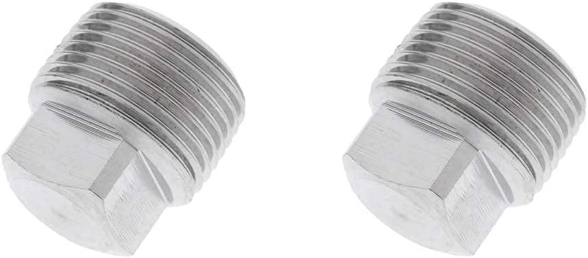 Yivibe Replacement Don't miss the campaign Selling and selling Boat Parts Drain Plug 2X