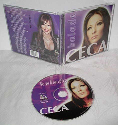 CECA - Svetlana Raznatovic - Balade (CD)