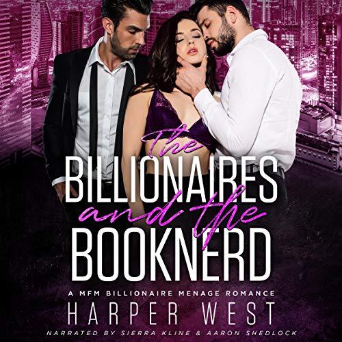 Couverture de The Billionaires and the Book Nerd