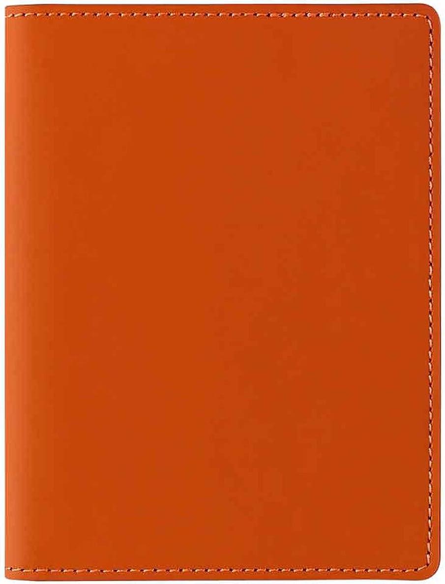 レイメイ藤井 ツァイトベクター ノートパット (A6) オレンジ ZVP201D