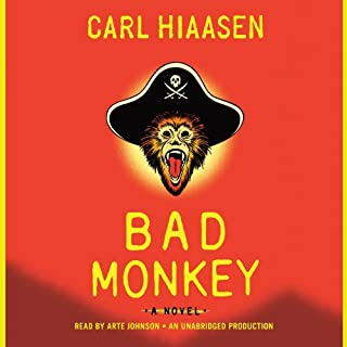 Bad Monkey cover art