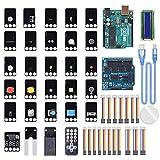 Kit de iniciación para Arduino UNO Programación Gráfica Actualización Mixly Gráfica Programación MCU Desarrollo Junta Set Proporcionar Tutoriales para Niños Adolescentes Adultos para Bloques Lego