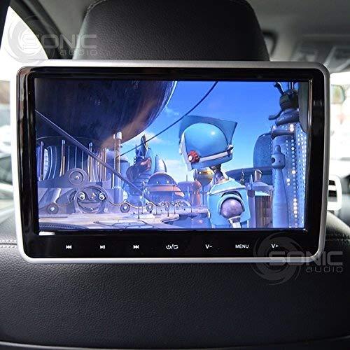 Sonic 10,1″ DVD-Player fürs Auto