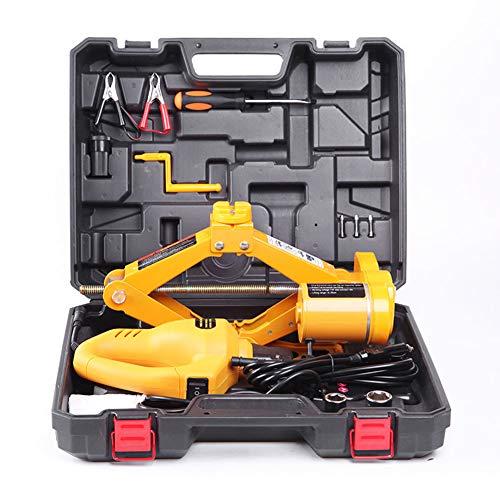 QINAIDI Elektrohydraulischer Wagenheber - 12 V Elektrische Werkzeugautoreparaturwerkzeugautoausrüstung