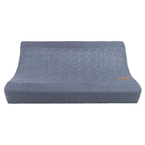BO Baby's Only - Cambio de funda de colchoneta Cable - Granit - 45x70 cm