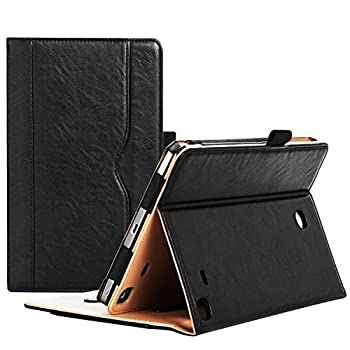 ProCase Folio Case Compatible with LG G Pad F 8.0 Standing Cover Case Fits for LG G Pad F 8.0  ATT Model V495 and T-Mobile Model V496  -Black