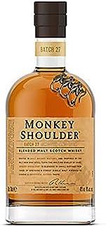 Monkey Shoulder Blended Malt Whisky 0,7 Liter  2 Glencairn Gläser
