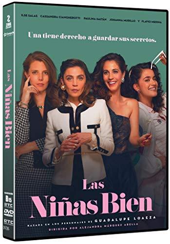 Las Ninas Bien Spanish DVD - By Ilse Salas, Flavio Medina, Hit Mexican Film