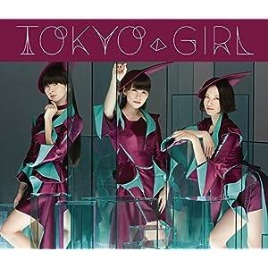 "TOKYO GIRL(初回限定盤)(DVD付)"""