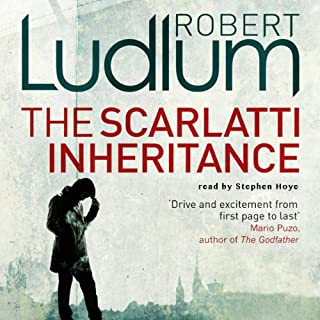 The Scarlatti Inheritance                   By:                                                                                                                                 Robert Ludlum                               Narrated by:                                                                                                                                 Stephen Hoye                      Length: 12 hrs and 35 mins     14 ratings     Overall 3.6