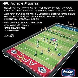 New England PatriotsAway Jersey NFL Action Figure Set