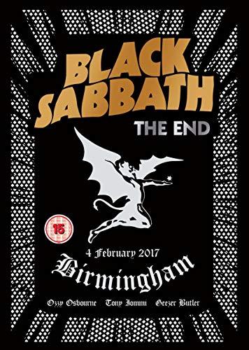 Black Sabbath - The End Live From The Birmingham - [DVD]