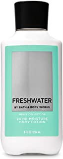 Bath and Body Works Men's Collection Freshwater Body Lotion 8 Ounce
