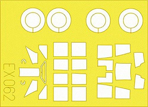 Eduard Accessories ex062 Modélisme Accessoires A6 M2 Zero/Rufe