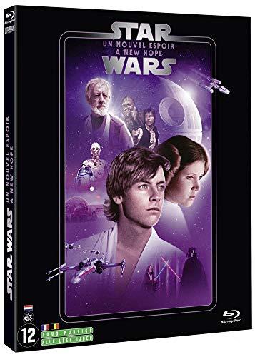 STAR WARS Episode IV - UN NOUVEL ESPOIR (2019) - Blu-ray [Blu-ray + Blu-ray bonus]