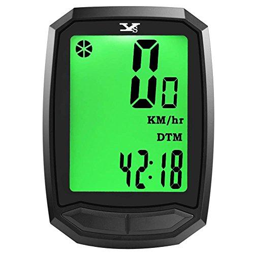 YS Cuentakilómetros Para Bicicleta