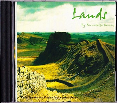 LANDS - Instrumental Fusion Music CD Album, Haunting, Reflective, Piano, Flute, Guitar, Celtic, Pan Pipes, Medieval, Ancient, English.