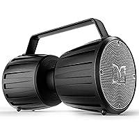 Monster Portable Bluetooth 5.0 Waterproof Speaker with Microphone