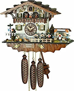 hubert herr chalet cuckoo clock