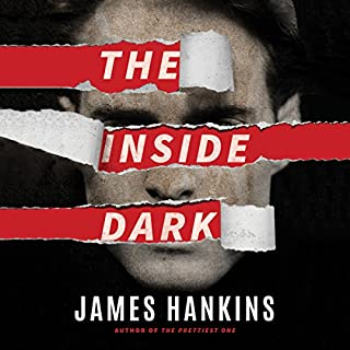The Inside Dark audiobook cover art