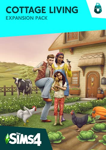 The Sims 4 : Cottage Living – PC [Online Game Code]