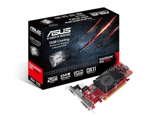 ASUS Graphics Cards R5230-SL-2GD3-L