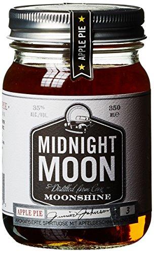 Midnight Moonshine Apple Pie Whisky-Likör (1 x 0.35 l)