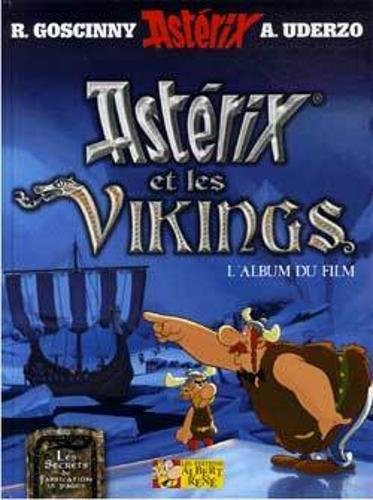 Asterix et les Vikings (Album du film) (Films)