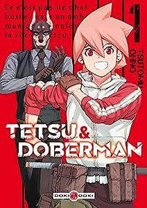 Tetsu & Doberman Edition simple Tome 1