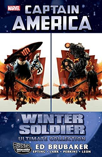 Captain America: Winter Soldier Ultimate Collection (Captain America (2004-2011)) (English Edition)