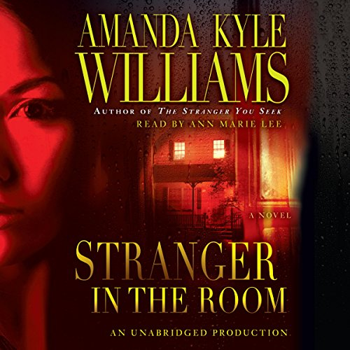 Stranger in the Room audiobook cover art