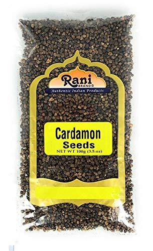 Rani Brand Authentic Indian Products Las semillas de cardamomo 3,5 oz (100 g)