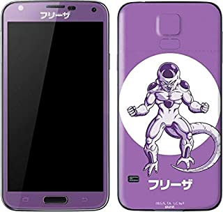 Skinit Decal Phone Skin for Galaxy S5 - Officially Licensed Dragon Ball Z Frieza Monochrome Design