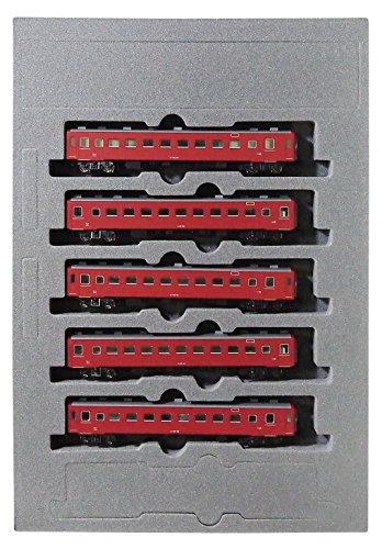 KATO Nゲージ 50系 51形客車 基本 5両セット 特別企画品 10-1306 鉄道模型 客車
